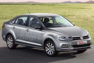 VW Virtus - Rendering