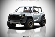 Mahindra 'Thor' off-roader coming to the USA - Report