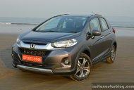 Honda WR-V crosses the 50,000 sales milestone in India