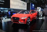 India not ready for Jaguar I-PACE yet, says JLR India CEO - Report