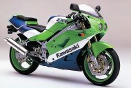 Kawasaki Ninja 250 with four-cylinder mill under study - Report