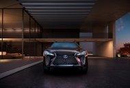 Japanese magazine renders the production Lexus UX