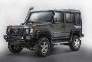 2017 Force Gurkha (facelift) range launched at INR 8.38 Lakhs
