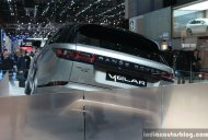 Range Rover Velar India price to be announced on September 21 - Report