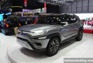 SsangYong electric SUV coming in 2019 - Report