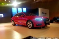 2017 Audi A3 (facelift) launched in India at INR 30.5 Lakhs