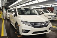 2018 Honda Odyssey production begins, on sale in USA this Spring