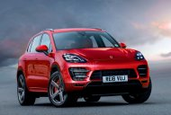 2018 Porsche Cayenne rendered