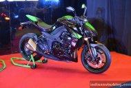 2017 Kawasaki Z1000 and Kawasaki Z1000R launched in India