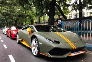 INR 3.71 crore Lamborghini Huracan Avio spotted in Kolkata