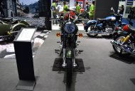 Royal Enfield Bullet 500 Forest Green at BIMS 2017