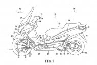 Suzuki patents two-wheel-drive scooter - Report