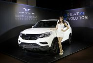 India-bound 2017 SsangYong Rexton garners 3,500 bookings in 10 days - Korea