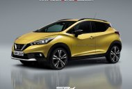 2018 Nissan Micra Cross could rival Ford Fiesta Active - Rendering