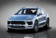 2018 Porsche Macan - Rendering