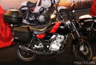 Bajaj V15 introduced in Malaysia as the Modenas V15