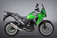 Yoshimura introduces new slip-on exhaust for Kawasaki Versys X300