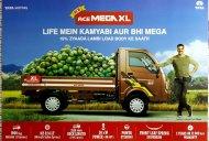 Tata Ace Mega XL brochure leaked ahead of launch