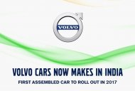 Volvo Cars announces local assembly plans of its portfolio in India