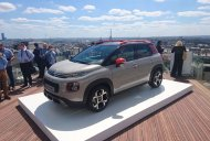 2017 Citroen C3 Aircross - In 23 Live Images