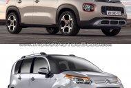 Citroen C3 Aircross vs. Citroen C3 Picasso - Old vs. New