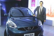 2017 Nissan Micra launched in India at INR 5.99 Lakhs