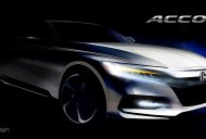 'Dramatically-styled' 2018 Honda Accord to debut on 14 July
