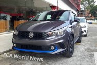 Fiat Argo loaded with Mopar accessories - In Images