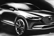 New details including release date emerge on the Mazda CX-8 - Report