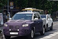 All-new SsangYong Rexton-based SsangYong Q200 spied