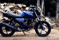 Yamaha SZ adventure tourer by Motocraft