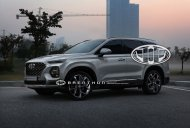 Next-gen 2018 Hyundai Santa Fe rendered by Korean media