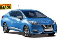 Next-gen 2018 Nissan Sunny coming to India - Report