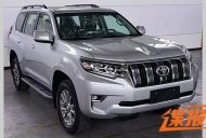 Base & top-end 2017 Toyota Land Cruiser Prado completely exposed