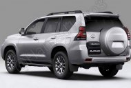 New information including price of the 2018 Toyota Land Cruiser Prado leaked