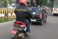 IAB reader spots the Aprilia SR125 in Pune