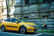 Honda Fit Cross Style (Honda Jazz Cross Style) launched in Japan