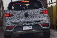 India-bound MG Motor's Ford EcoSport/Tata Nexon rival spied in Thailand