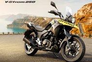 Suzuki V-Strom 250 now available in Japan