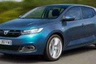 All-new 2018 Dacia Sandero rendered