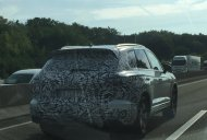 2018 VW Touareg spied testing in Europe