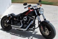 Harley Davidson Fat Bob 'Vakhtra' by Radical Custom