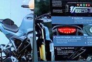 Honda 150SS Racer - New brochure scans leak out