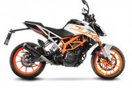 Leo Vince launches GP One exhaust for KTM Duke 390 & KTM RC390
