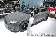 Audi A4 Avant G-Tron showcased at IAA 2017 - Live