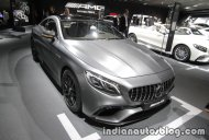 2018 Mercedes-AMG S 63 Coupe India launch on 18 June