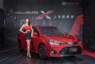 2017 Toyota Corolla Altis X launched in Taiwan