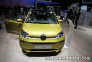 2017 VW e-up! showcased at IAA 2017 - Live