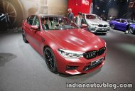 2018 BMW M5 India launch will take place at the Auto Expo