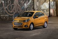 India-made 2018 Chevrolet Beat Notchback launched in Mexico